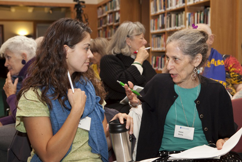 Discussion at 2011 Ikeda Forum
