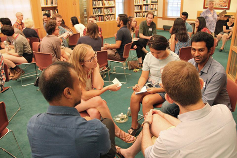 Gender dialogue