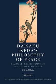 Book cover for Daisaku Ikeda's Philosophy of Peace