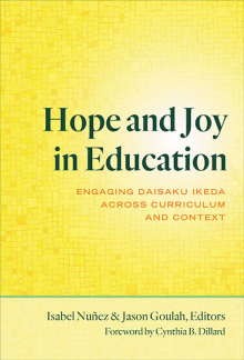 Hope and Joy in Education book cover