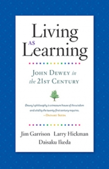 Living As Learning Book Cover