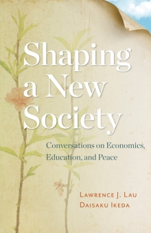 Shaping a New Society book cover