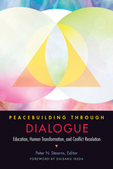 Peacebuilding Through Dialogue book cover