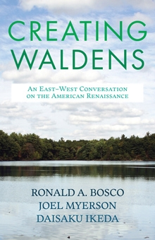 Creating Waldens Book Cover