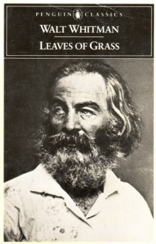 Leaves of Grass Book Cover